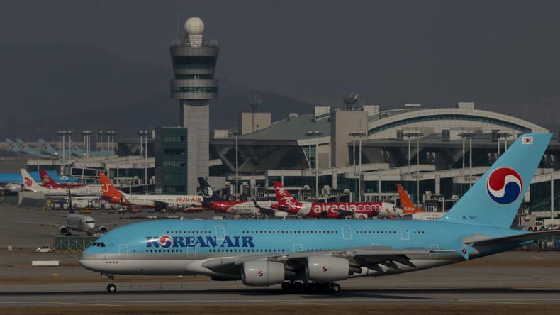Polizei ermittelt gegen Korean Air wegen Untreue-Verdachts