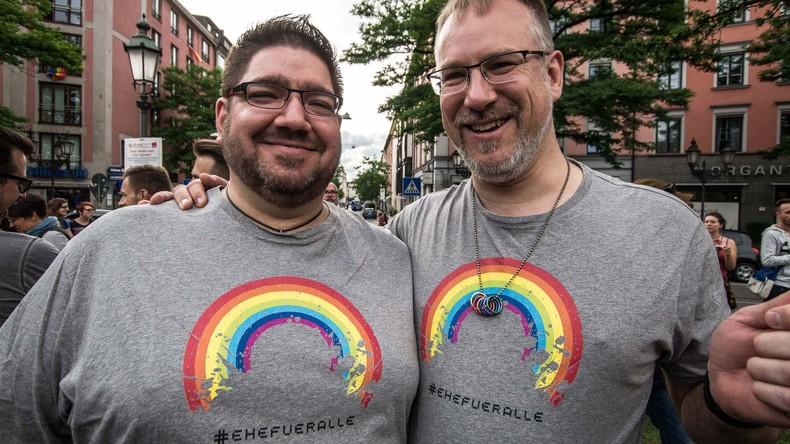 Homo-Ehe auch vom deutschen Bundesrat gebilligt
