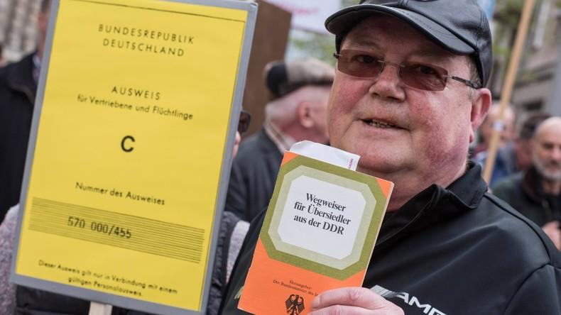 Ost-West-Angleichung bei der Rente in Deutschland