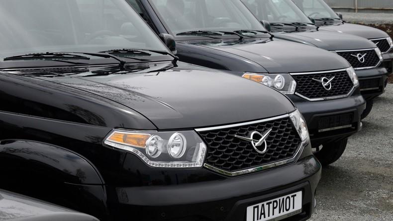 Russischer Automarkt nach langer Flaute zuerst im Aufwind