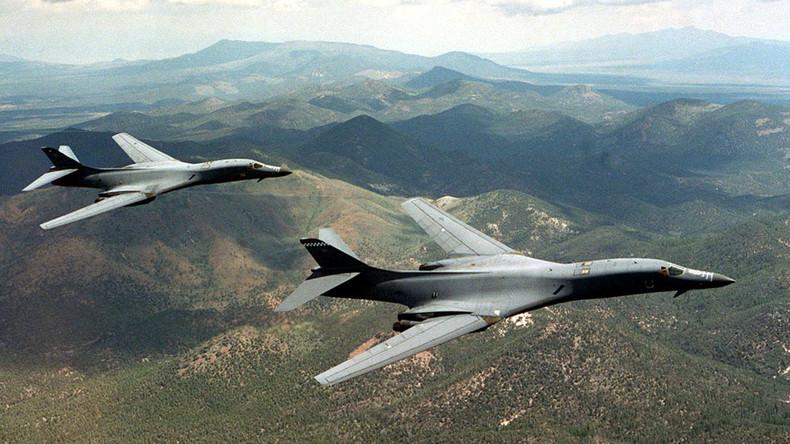 Südchinesisches Meer: China protestiert gegen Flüge von strategischen US-Langstreckenbombern