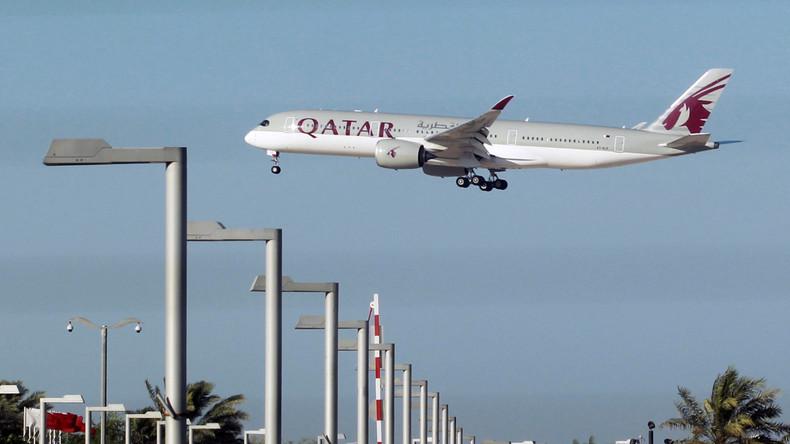 Auswirkung der Saudi-Blockade: Qatar Airways reduziert Order bei Airbus im Wert von 1,2 Milliarden