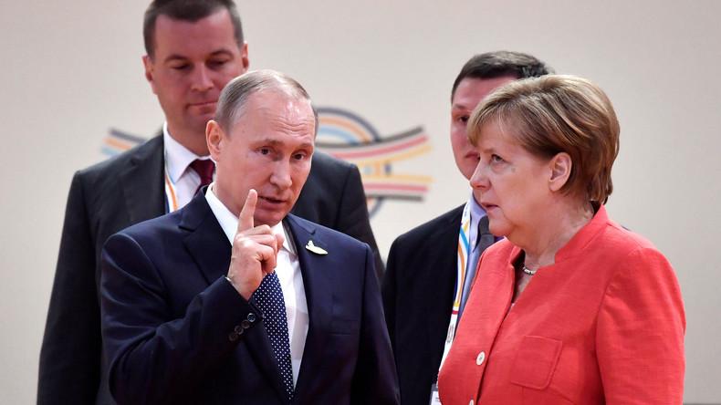G20 in Hamburg - Der offizielle Part