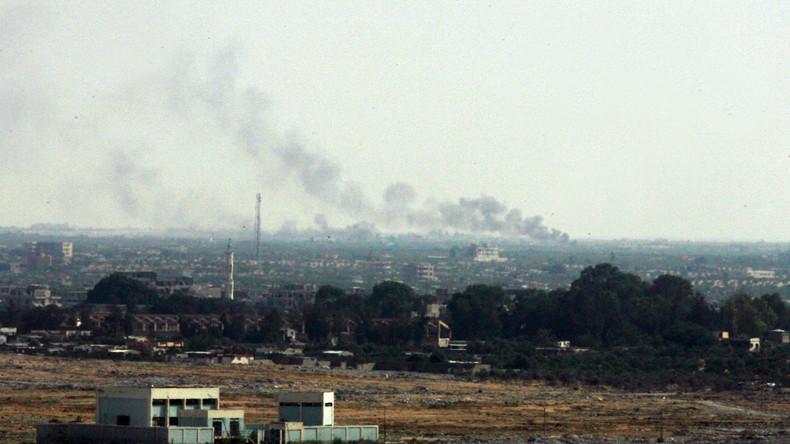 26 Tote bei Angriff auf Kontrollposten im Sinai