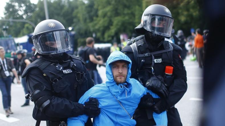 """Gewalt bei G20 in Hamburg: Martin Dolzer spricht von """"militärischem Einsatz"""" der Polizei"""