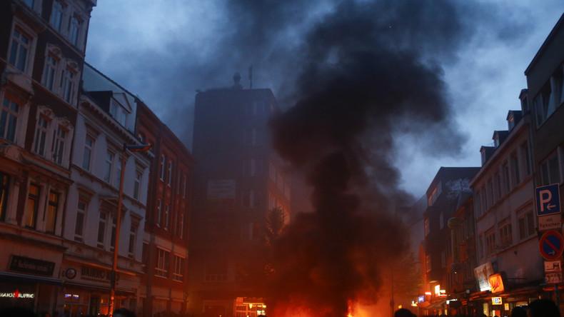 Live-Updates: Staatschefs, Gewalt und friedlicher Protest am ersten Tag des G20-Gipfels