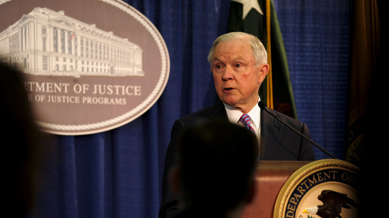 US-Justizminister Sessions besucht Gefangenenlager Guantánamo