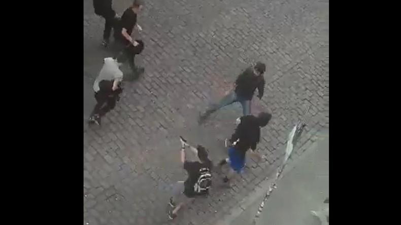 G20-Proteste in Hamburg: Zivilpolizei macht Gebrauch von Schusswaffe