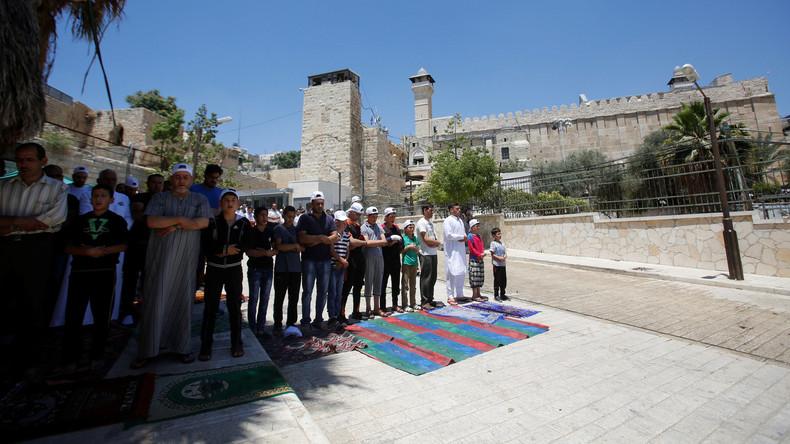 UNESCO erklärt Altstadt von Hebron zum palästinensischen Weltkulturerbe – Israel empört