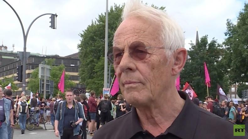 """Rolf Becker: """"Die G20 schließen 170 andere Nationen aus"""""""