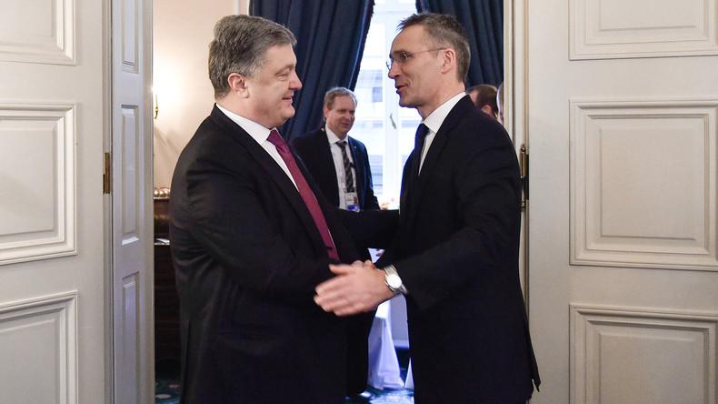 Ukrainischer Kurs auf NATO-Beitritt im Gesetz verankert