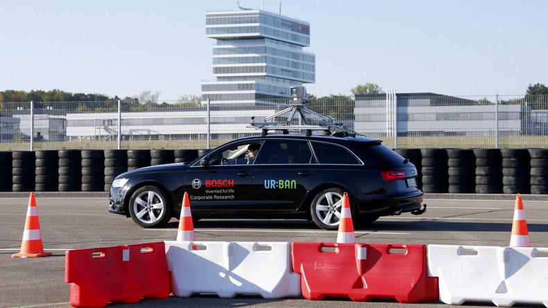 Robotertaxis erscheinen auf deutschen Straßen bereits im kommenden Jahr