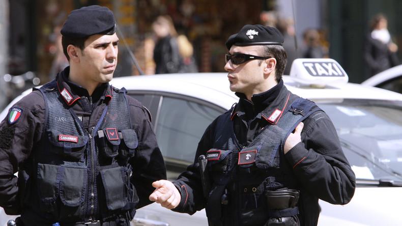 Italienische Polizei nimmt mutmaßlichen IS-Kämpfer mit Verbindung nach Belgien fest