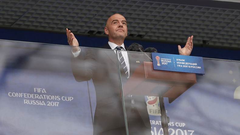 UEFA wird Wahlkampfkosten des FIFA-Präsidenten Infantino nicht untersuchen