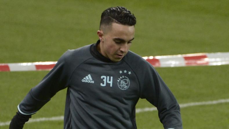 Ajax-Profi Abdelhak Nouri nach Zusammenbruch außer Lebensgefahr