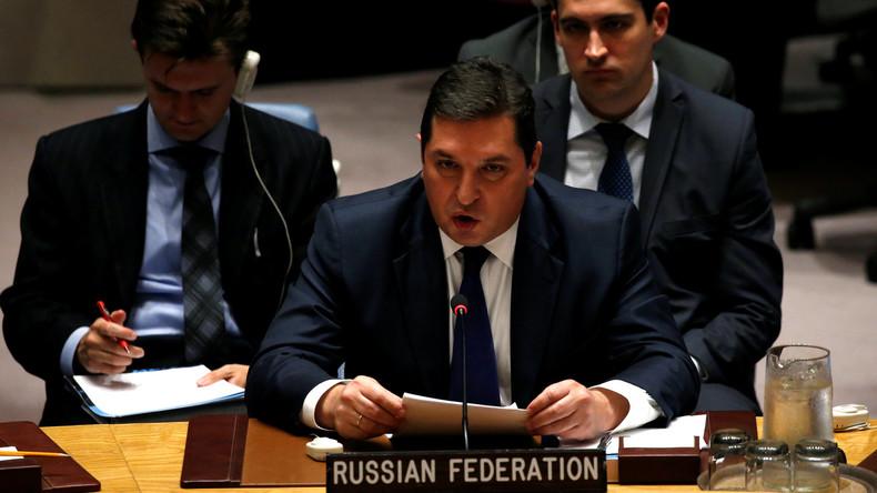 Russland legt UNO Dokumente über Nordkoreas Raketentest vor