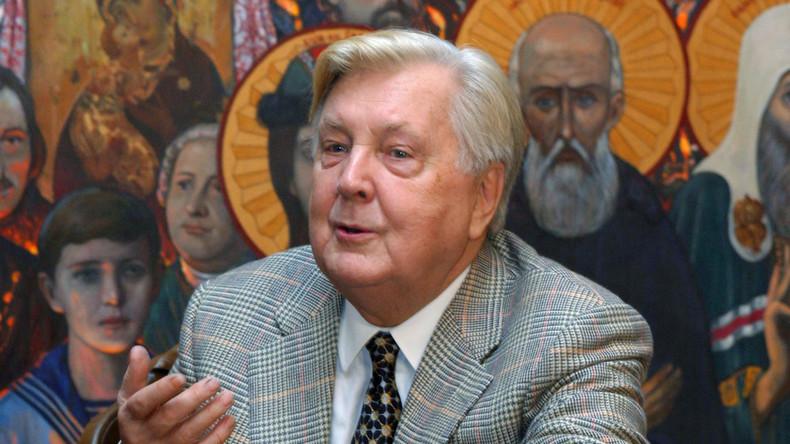 Kunstmaler Ilja Glasunow ist tot