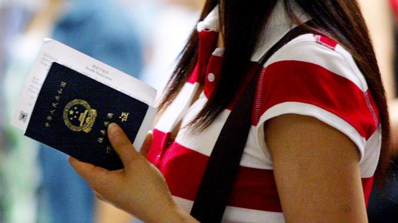 Pässe gestohlen: Chinesische Schülergruppe muss in Deutschland bleiben