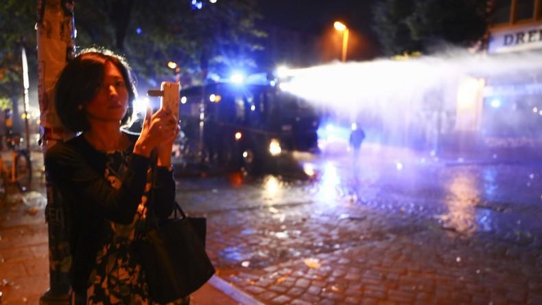 Hamburgs Polizeipräsident zieht gemischte Bilanz des G20-Einsatzes