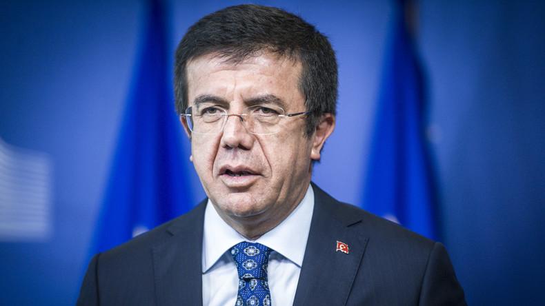 Österreich verbietet türkischem Wirtschaftsminister die Einreise