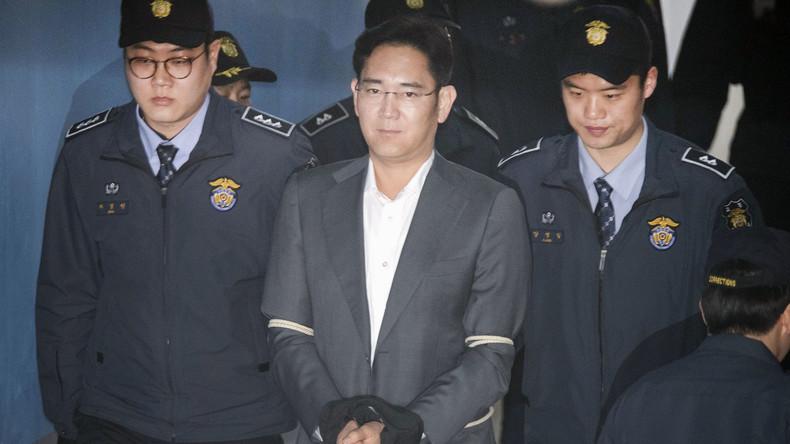 Samsung-Erbe nimmt nicht an Prozess gegen südkoreanische Ex-Präsidentin teil