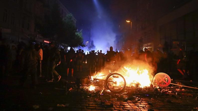 Nach G20-Krawallen: Hamburg richtet Sonderkommission ein