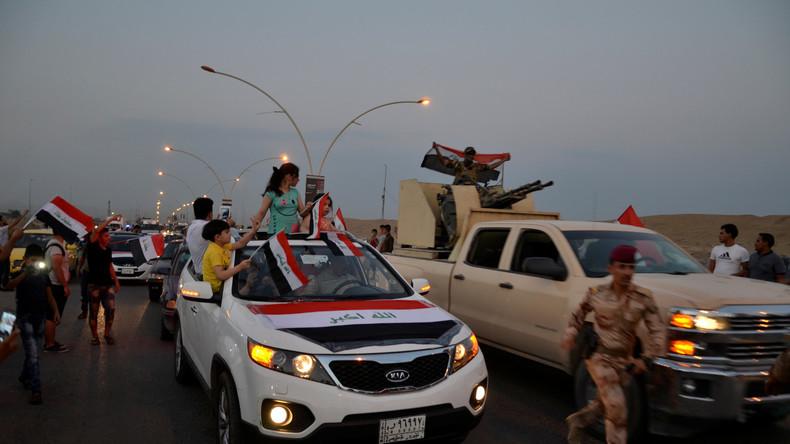 Der hohe Preis für den Sieg in Mossul: Viele zivile Opfer, Altstadt komplett zerstört