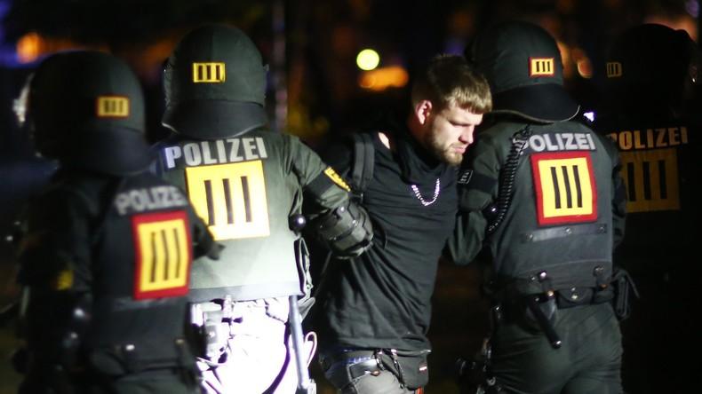 51 mutmaßliche Gewalttäter nach G20-Protesten in Untersuchungshaft