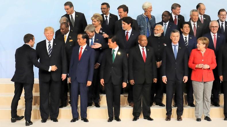 G20-Bilanz: Das Gipfeltreffen verdeutlicht die Spaltung des Westens