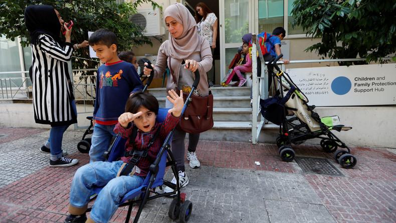 Migration lässt EU-Bevölkerung auf knapp 512 Millionen wachsen
