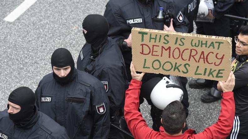 G20: Journalisten auf Schwarzer Liste der Polizei – kamen die Informationen aus der Türkei?