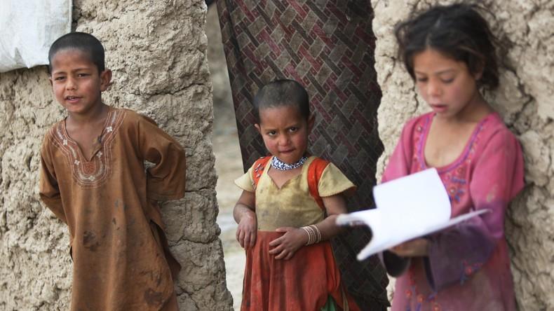 Knapp 150.000 Binnenflüchtlinge in Afghanistan seit Jahresbeginn