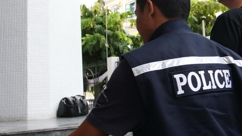 Acht Tote bei Terroranschlag in Thailand