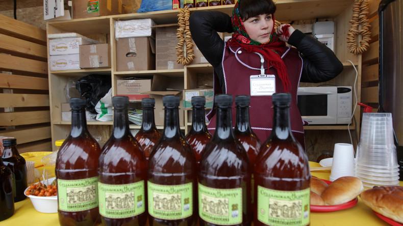 Alkohol vom Feind? Russlands Export an Cider und Honigwein in USA und Ukraine deutlich angestiegen
