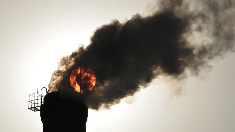 Nur 100 Unternehmen produzieren 71 Prozent der weltweiten Treibhausgas-Emissionen