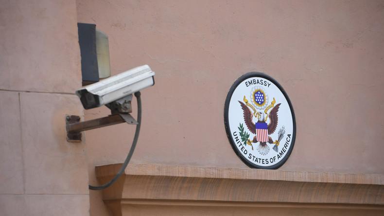 Moskau beschließt Gegenmaßnahmen: 30 US-Diplomaten von Ausweisung aus Russland bedroht