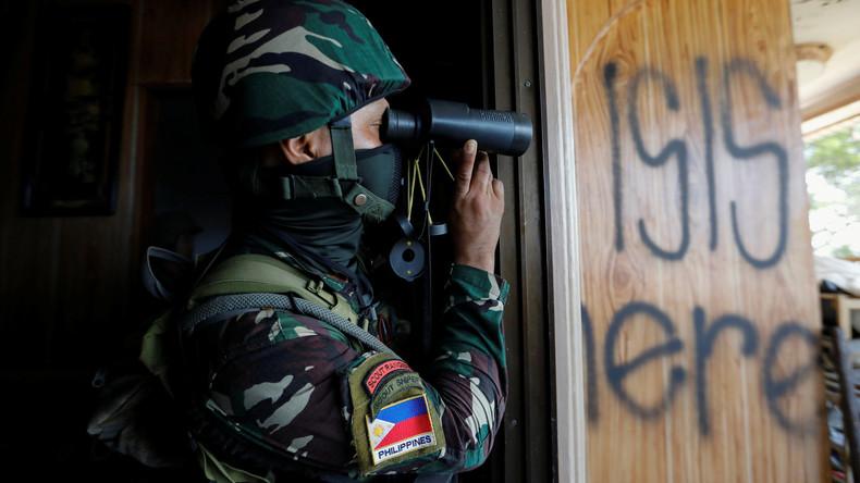 Zahl der Toten bei Kämpfen auf Philippinen auf über 500 gestiegen