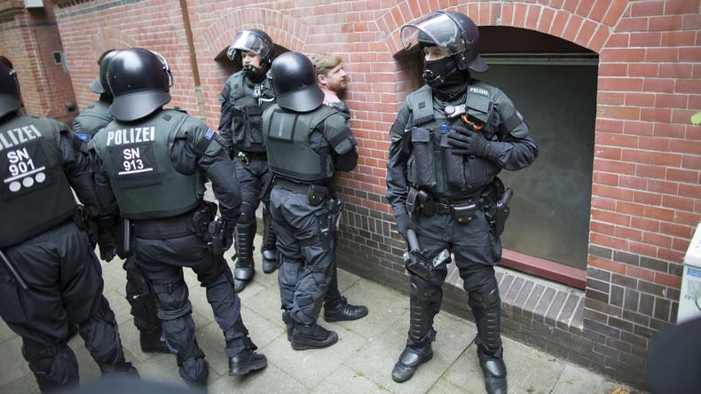 Mehrere Festnahmen bei Razzia nach Goldmünzen-Diebstahl in Berlin
