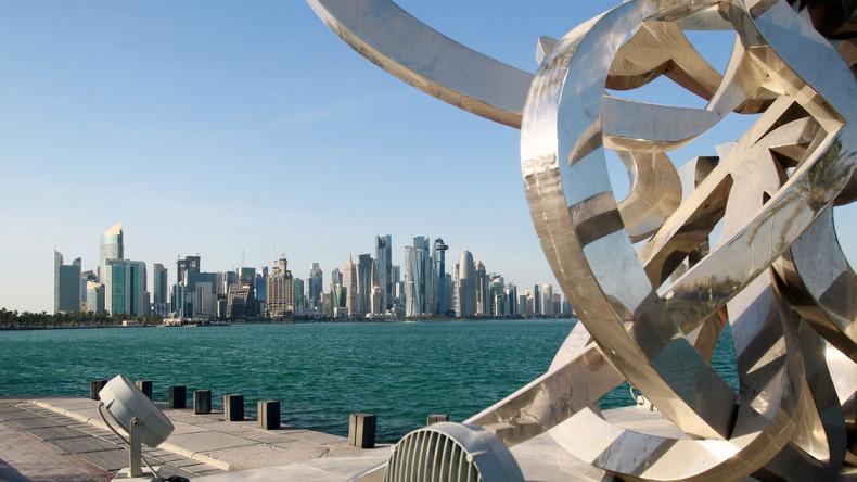 Katar-Kontrahenten bekräftigen Sanktionskurs