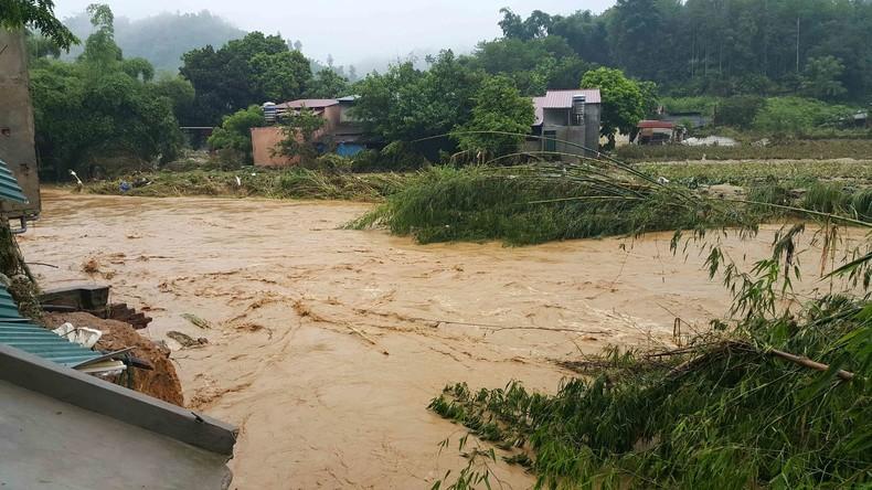 Unwetter in Vietnam: 13 Tote bei Überschwemmungen