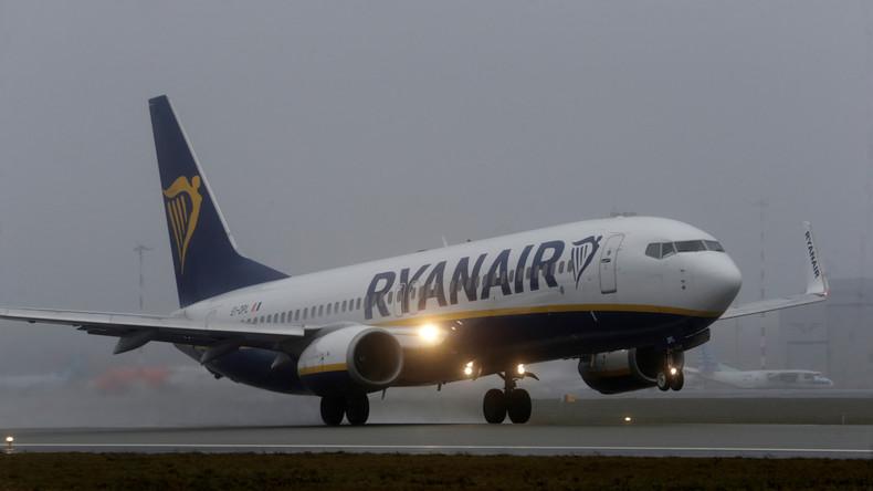 Fluggesellschaft Ryanair bricht geplanten Eintritt auf ukrainischen Markt ab