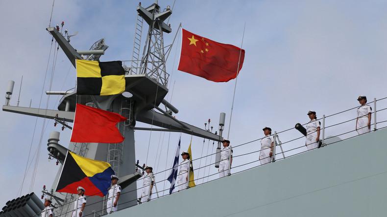 Erste chinesische Militärbasis im Ausland zur Einweihung bereit