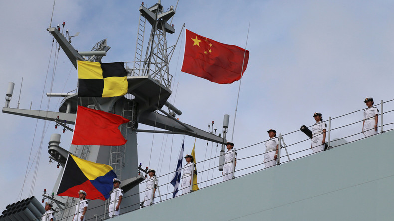 Chinas Militärbasis in Dschibuti bald fertig