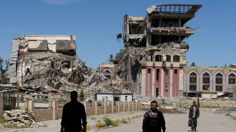 Mossul: Amnesty International wirft Anti-IS-Koalition völkerrechtswidriges Vorgehen vor