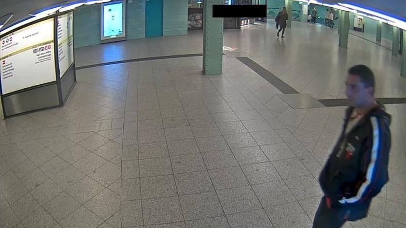 Nach erneutem Angriff auf U-Bahntreppe: Polizei bittet um Mithilfe