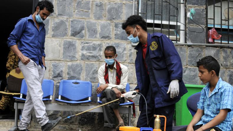 Mehr als 1.700 Menschen im Jemen an Cholera gestorben