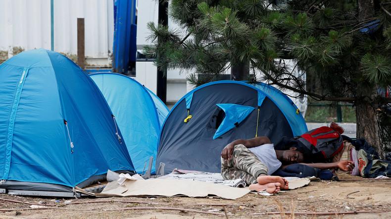 Frankreich schafft 7.500 neue Unterkunftsplätze für Asylbewerber