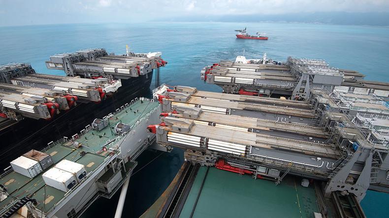 Ohne EU: Gazprom und Ankara einigen sich auf Finanzierung von Mega-Pipelineprojekt Turkish Stream