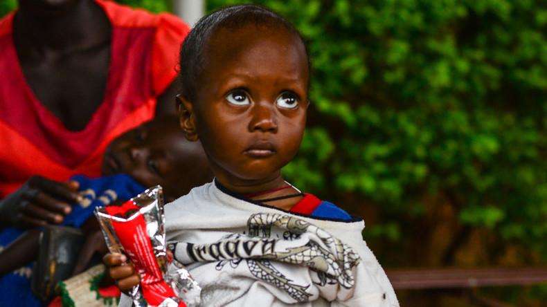 UN: Waisenhaus im Südsudan von Außenwelt abgeschnitten