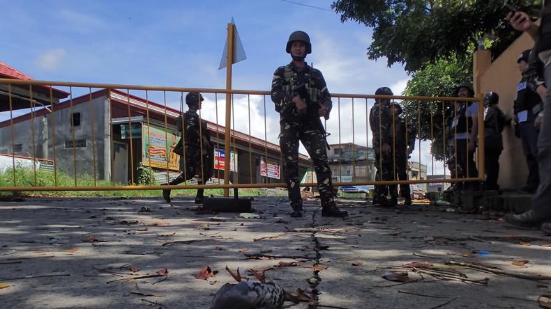 Philippinische Luftwaffe tötet versehentlich zwei eigene Soldaten